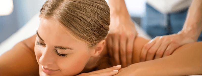 Sexy Woman Massage